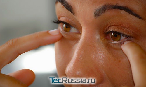 Можно ли избавиться от мимических морщин под глазами