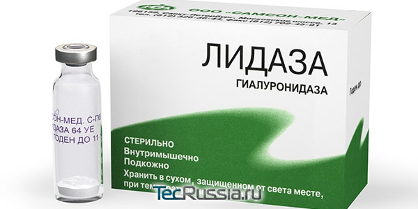 Уколы Лидаза: инструкция по применению, аналоги препарата, цена и отзывы