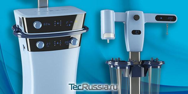 Аппарат vaser для ультразвуковой липосакции
