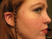 Тенденция: «эльфийские» уши