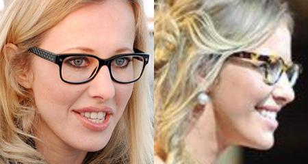 Ксения Собчак из Дома-2 – фото до и после пластических операций