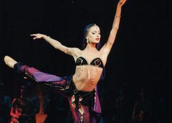 Анастасия Волочкова до операции по увеличению груди