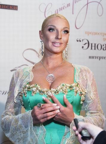 Анастасия Волочкова после пластической операции