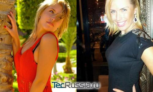 Оксана Ряска из Дома-2 – фото до и после пластических операций