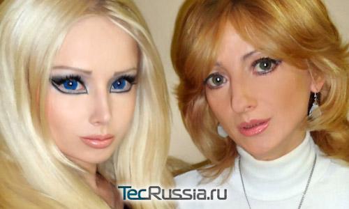 Валерия Лукьянова – фото до и после пластической операции