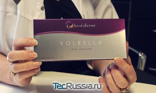Juvederm Volbella с лидокаином