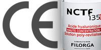 Европейский сертификат NCTF 135