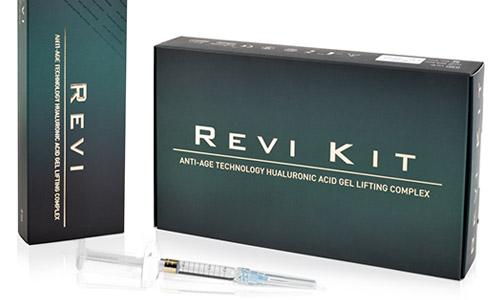 Упаковка препарата для биоревитализации Revi
