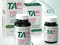 Активатор теломеразы ТА-65