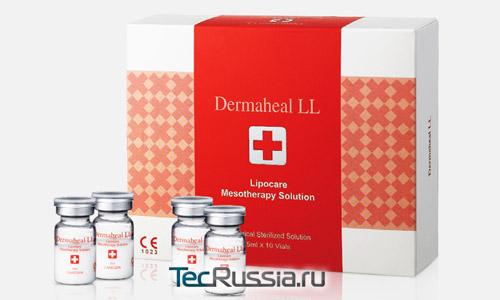Dermaheal LL – препарат для безоперационной липосакции