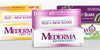 Линейка препаратов Mederma в США