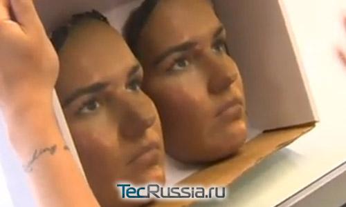 Пластический хирург печатает лица пациентов на 3D-принтере