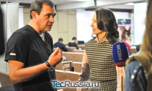 Профессор Блохин Сергей Николаевич