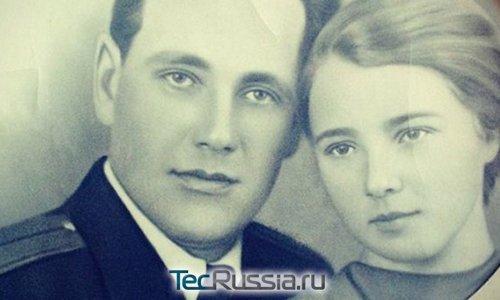 дедушка и бабушка Кати (из инстаграма)