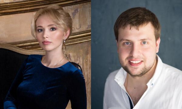 Косметолог Олеся Чапкънова и стоматолог Вячеслав Минко