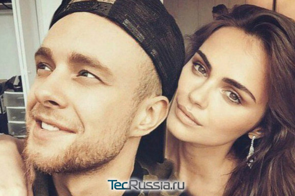 Виктория Одинцова и Егор Крид