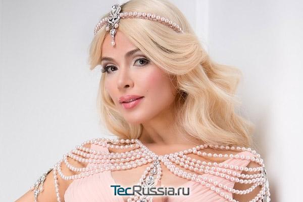 Алена Кравец после пластических операций