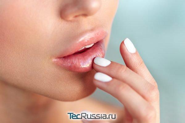 крем для губ
