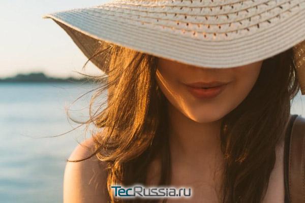 защита от солнца после коррекции губ