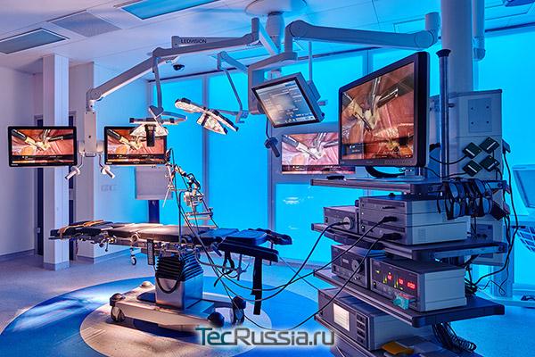 оборудование для эндоскопической подтяжки