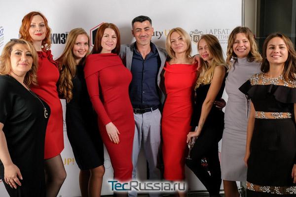 Косметологи Арбат Эстетик с гостями Beauty Up Bar