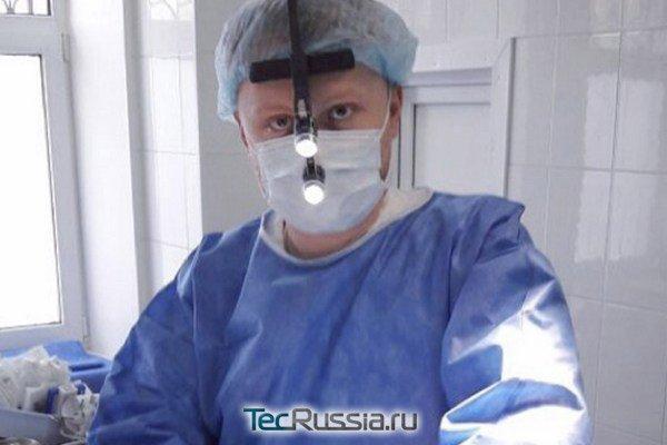 пластический хирург Дмитрий Игоревич Труфанов