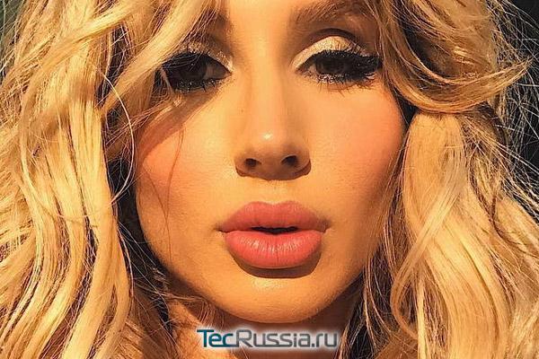 Огромные губы Светланы Лободы - силикон или филлеры?