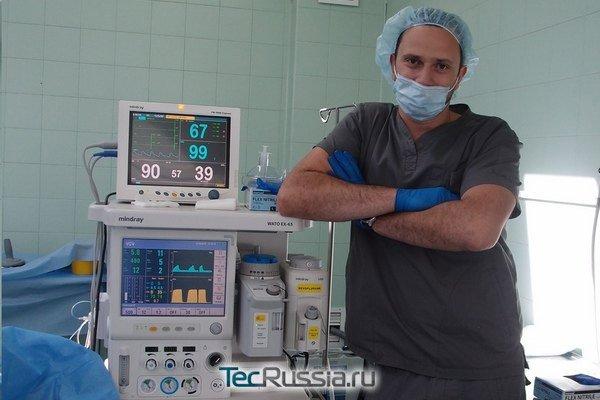 анастезиолог DoctorPlastic