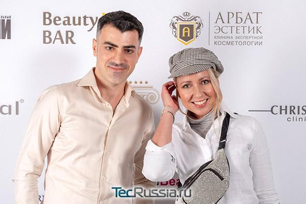 Пластический хирург Владислав Григорянц с гостями Beauty Up Bar