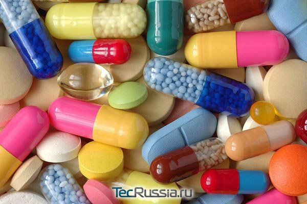 таблетки для метаболизма
