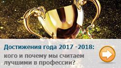 Лучшие хирурги и клиники 2018
