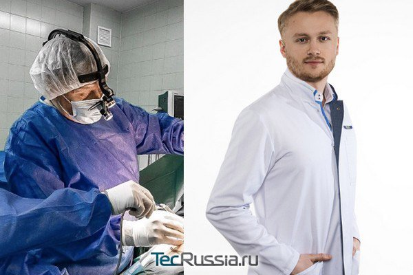 И.В. Сергеев и Д.И. Труфанов