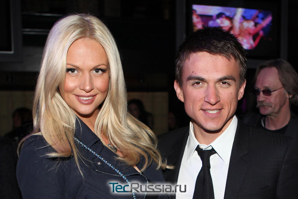 Виктория с Владом Топаловым